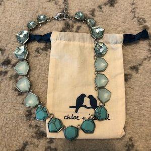 Chloe & Isabel Mo'orea turquoise necklace